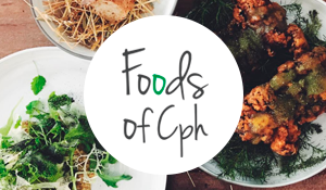Foods Of Copenhagen